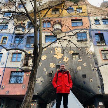 Saray'lar şehri Viyana